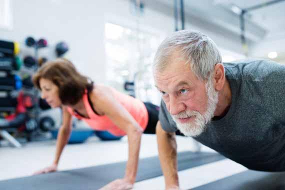 ejercicios terapeuticos para mantenerse en forma y mejorar tu calidad de vida